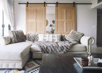 Wilshire Corridor Contemporary Livingroom 2